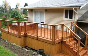Decks and Fencing Image